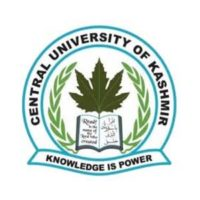 Central University of Kashmir Recruitment 2020
