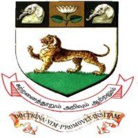 Madras University Recruitment 2020