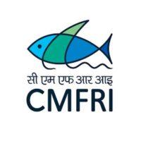 CMFRI Recruitment 2020