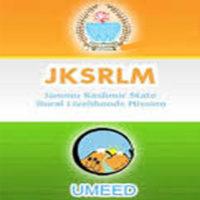 JKSLRM Recruitment 2021