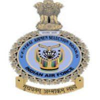 IAF CASB Airmen Admit Card 2021