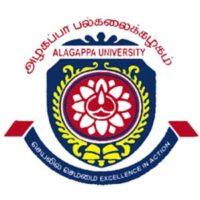 Alagappa University Result 2021