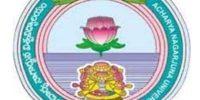 ANU 1st Sem Result 2021, Check Acharya Nagarjuna University Degree results, Marksheet