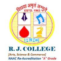 RJ College Second Merit List 2021