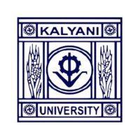 Kalyani University PG Merit List 2021