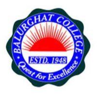 Balurghat College Merit List 2021